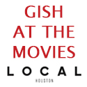 Click here to view the Gish at the Movies archive